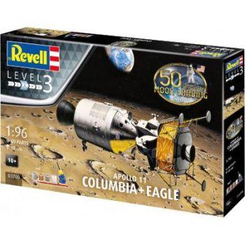 Збірна модель Revell Модулі Колумбія і Орел місії Аполлон 11 (RVL-03700)