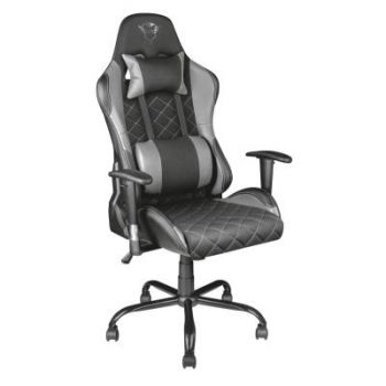 Крісло ігрове Trust GXT707G Resto Grey (22525)